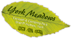 York Meadows Caravan and Camping Park logo