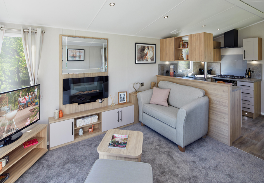 2020 Willerby Manor holiday home living room