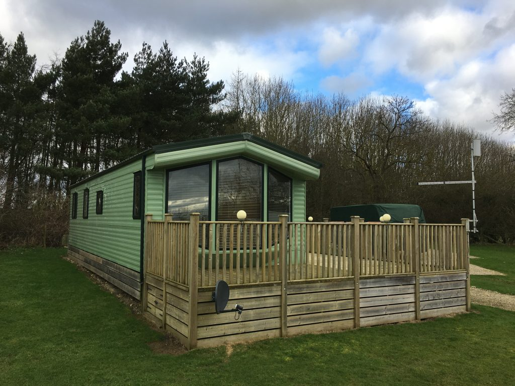 Willerby Sierra 2012 holiday home for sale